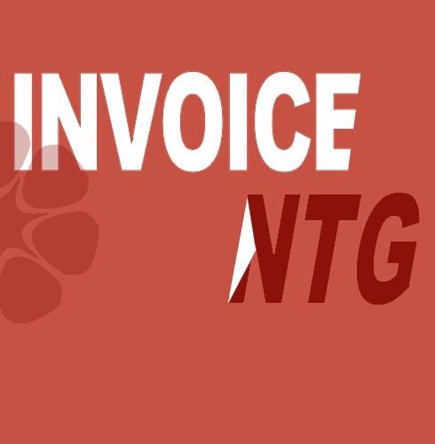 Invoice NTG
